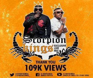 Dj Mahorisa x Kabza De Small – Scorpion Kings Exclusive Live Mix 3