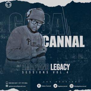 Gaba Cannal – AmaPiano Legacy Sessions Vol. 04