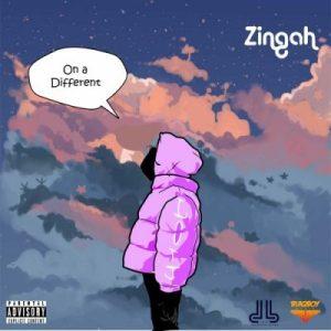 ALBUM: Zingah – On A Different [Zip file]