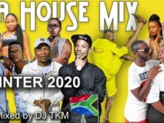 "DJ TKM – South African House Music Mix 2020 ""Winter"" Ft. Master KG, TNS, Makhadzi & Da Capo"