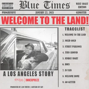 ALBUM: G Perico – Welcome to the Land
