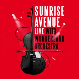 ALBUM: Sunrise Avenue – Live With Wonderland Orchestra