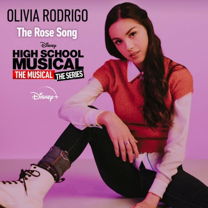Olivia Rodrigo – The Rose Song