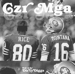 CZR MGA & DirtyDiggs – Montana & Rice – EP