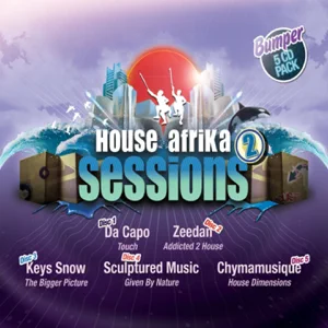 ALBUM: Chymamusique – House Dimensions (House Afrika Session 2