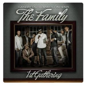 ALBUM: DJ Ganyani – The Family 1st Gathering