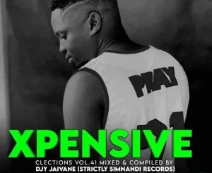Dj Jaivane – XpensiveClections Vol. 41 Mix (Strictly Simnandi Records)
