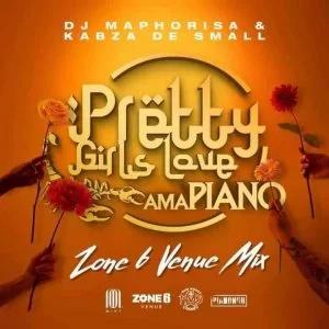 Kabza De Small X Dlala Thukzin X DJ Maphorisa – Phuze (Amapiano Remix ) ft. Zaba X Young Stunna