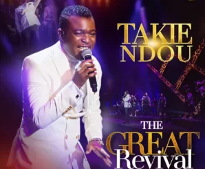 Album: Takie Ndou – The Great Revival (Live)