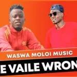 Waswa Moloi Music – Le Vaile Wrong