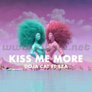 Doja Cat – Kiss Me More (Amapiano) ft SZA DOWNLOAD Mp3